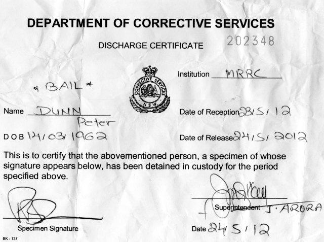 corrective services