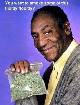 cosby  weed